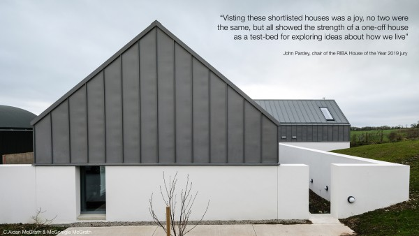 Contemporary Architecture One off Houses HouseoftheYear2019 jpa