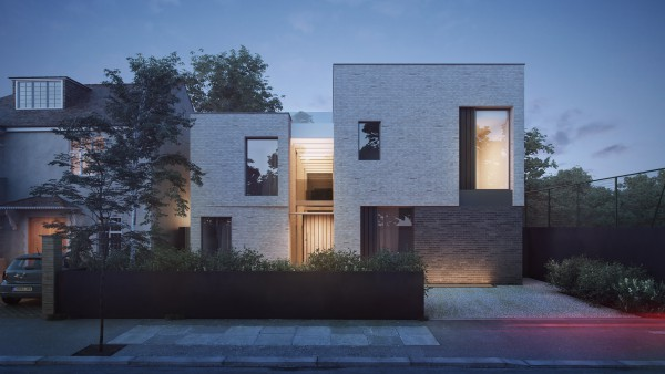 Contemporary Architecture One Off Houses CopseHillHouse 01 jpa