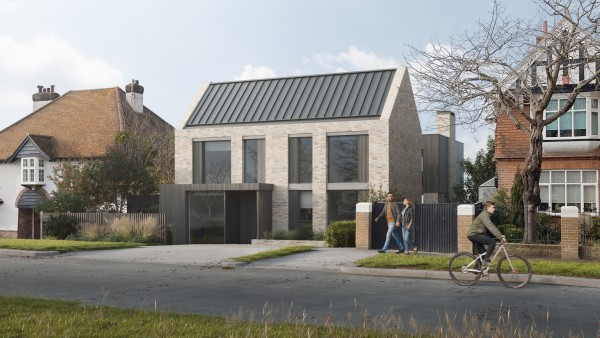 Contemporary Architecture One off Houses Surrenden House 01 jpa