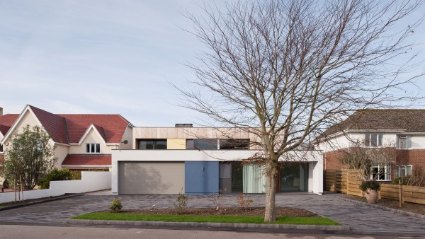 Contemporary Architecture One off Houses Smith House 02 jpa