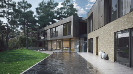 Contemporary Architecture One Off Houses GriffithsHouse04
