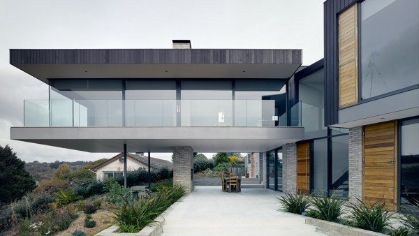 Contemporary Architecture One off Houses OwersHouse 05 jpa