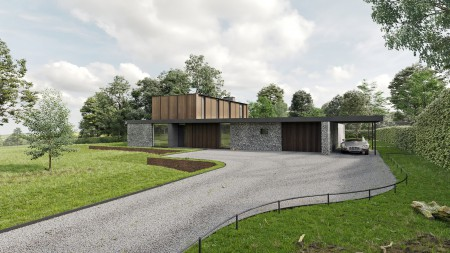Contemporary Architecture One off Houses Philpott 01 jpa