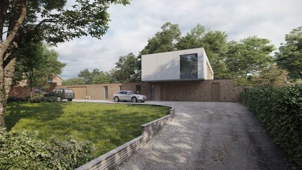 Contemporary Architecture One off Houses Dudderidge House 01 jpa