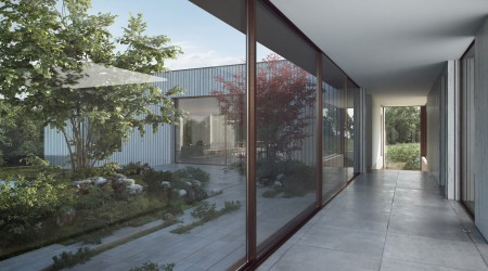 Contemporary Architecture One Off Houses FairmansMeadow 08 jpa