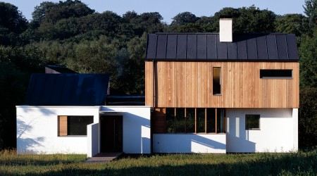 Contemporary Architecture One off Houses Duckett House 01 jpa
