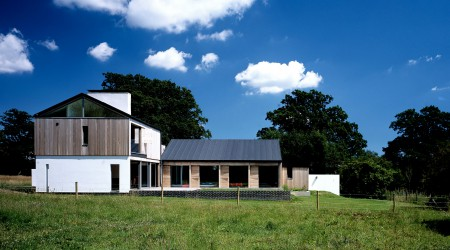 Contemporary Architecture One off Houses Duckett House 03 jpa