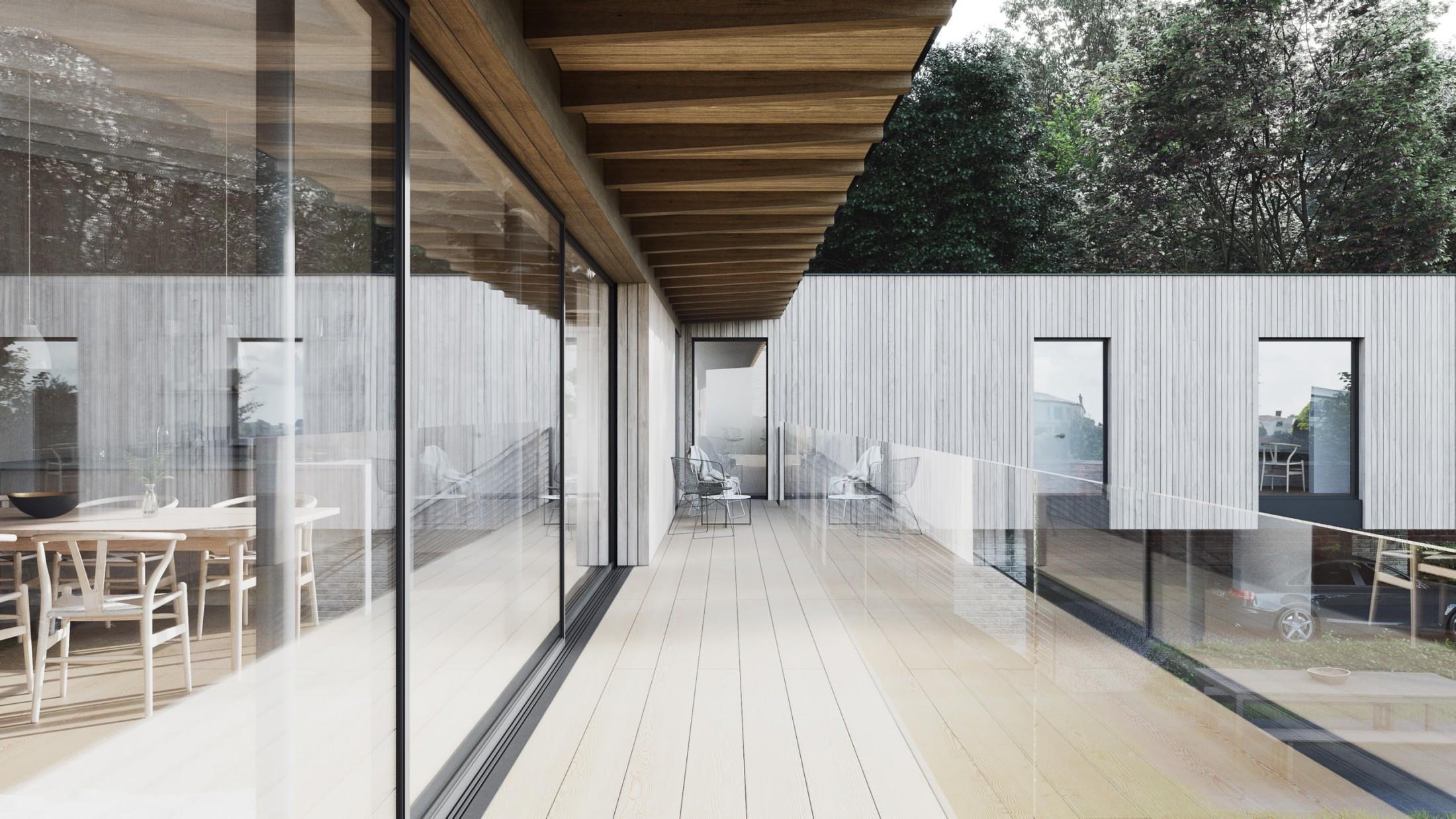 Williamson House, Warwickshire UK - John Pardey Architects ...