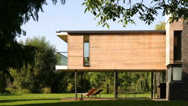 Contemporary Architecture One off Houses Attwood House 01 jpa