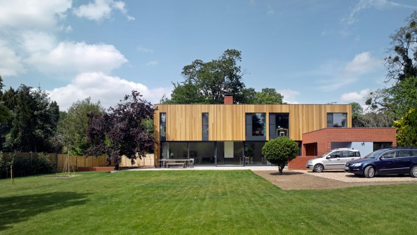 Contemporary Architecture One off Houses Leyland House 02 jpa