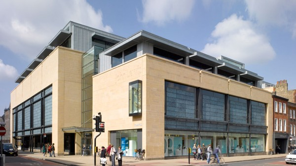 Contemporary Architecture Commercial John Lewis Cambridge 01 jpa