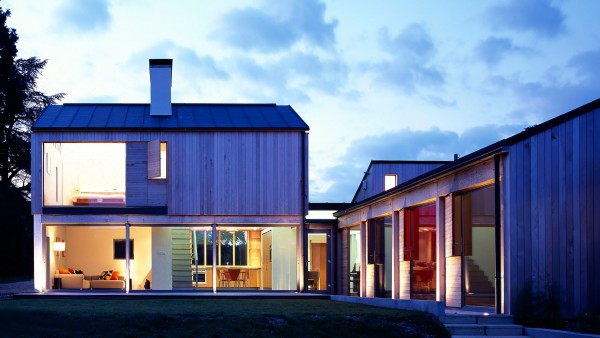 Contemporary Architecture One off Houses Duckett House 02 jpa